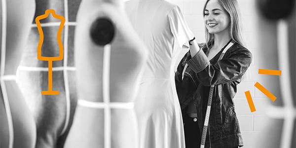 Con estos cursos aprenderás a diseñar paso a paso tus propias prendas de ropa ,  componer así un portafolio completo, asesorar sobre ropa o imagen personal y convertirte en todo un experto del merchandising.