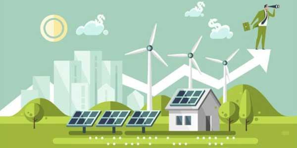 ¡Un sector en alza! Las energías renovables se obtienen de las fuentes naturales.