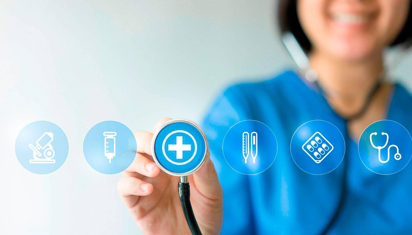 Agradecimiento a los enfermeros en su día internacional