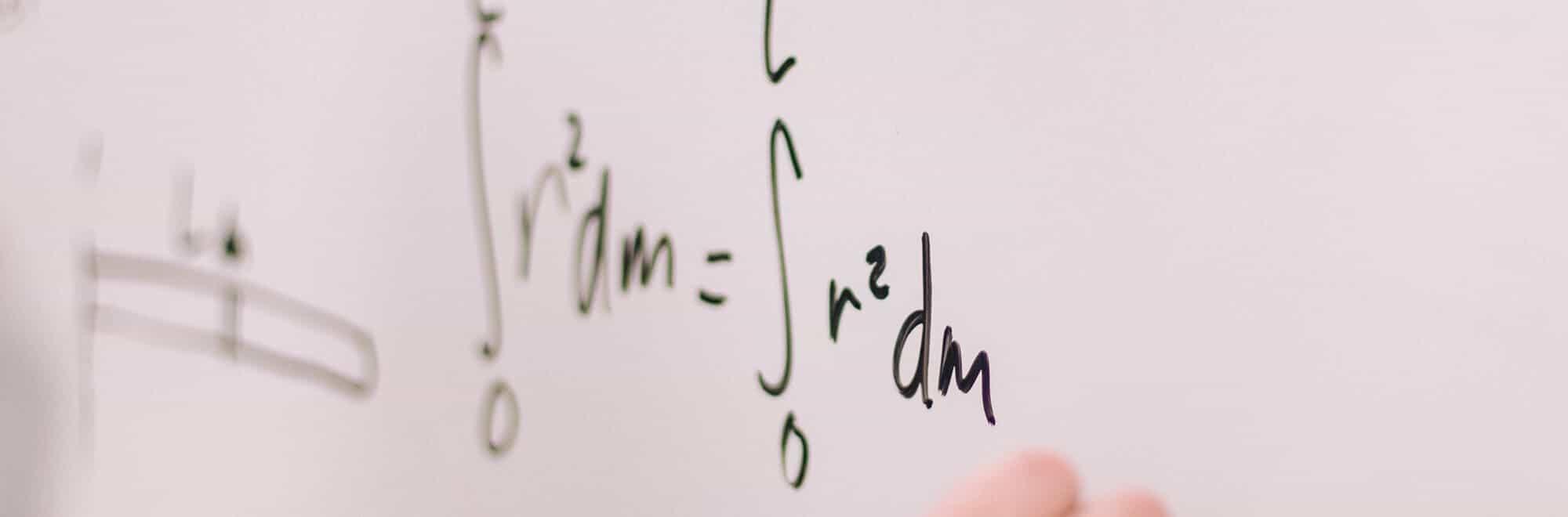 Vivan las matemáticas: carreras para los amantes de los números