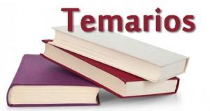 temario oposiciones biologia y geologia: