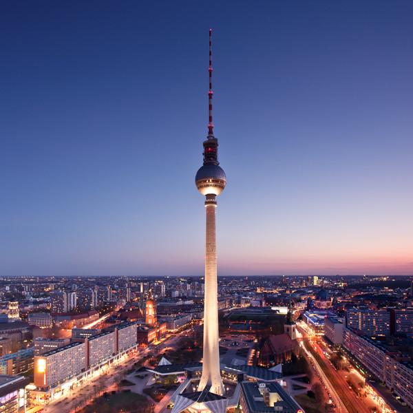 Imagen de BERLIN APOYA LA FORMACION DE LOS JOVENES