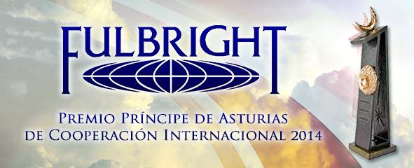 Premio Príncipe de Asturias Comisión Fulbright 2014