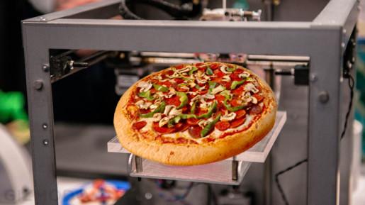 Imagen de Es posible imprimir comida en 3D