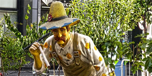3 plazas de ayudante de jardinero san lorenzo de el escorial - Trabajo jardinero madrid ...