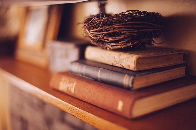 Libros nidos