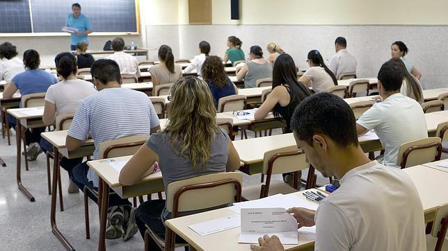 20 plazas del cuerpo de profesores de ense anza s o y for Convocatoria profesores 2016