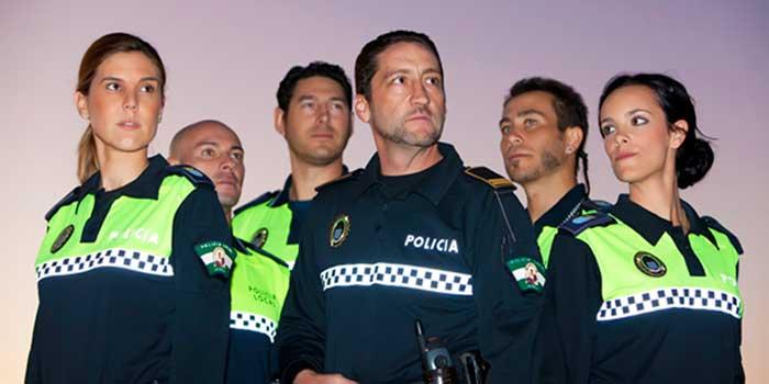 3 Plazas de Policía Local Benalcázar