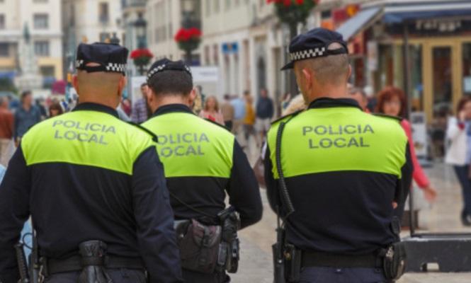 1 Plaza de Policía Local Madrilejos